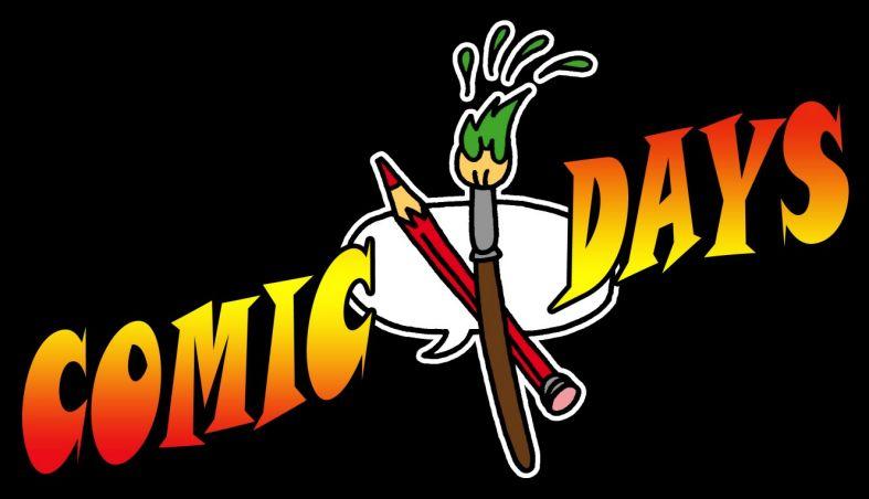 Logo Comic Days
